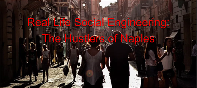 The Hustlers of Naples