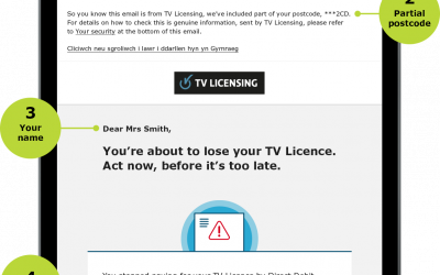 The 5 Best Ways to Spot TV Licence Phishing Emails