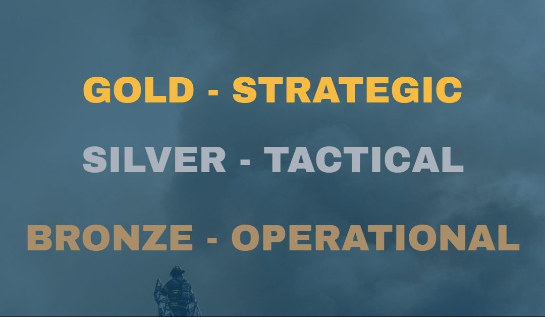 The Gold-Silver-Bronze Command Structure